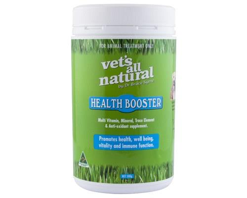 VETS ALL NATURAL HEALTH BOOSTER 500GTo promote health and well being in your dog or cat, compliment...