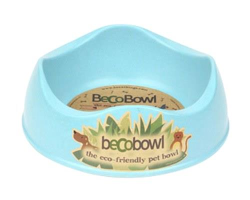 BECO PETS BLUE DOG BOWL SMALLThe award-winning Beco Bowl is made from bamboo and rice husk. They are...
