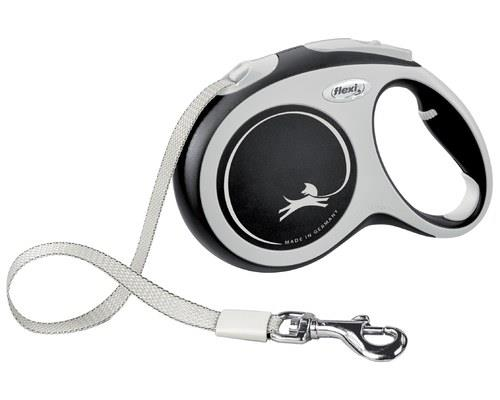 FLEXI COMFORT TAPE LGE 5M BLACKYou won't want to go anywhere without the Flexi Comfort Tape leash. Easy...
