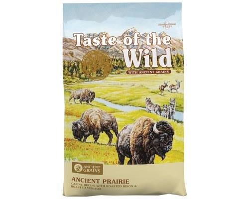 TASTE OF THE WILD ANCIENT GRAINS ANCIENT PRAIRIE DOG FOOD 2.26KGContaining pasture-raised bison and...