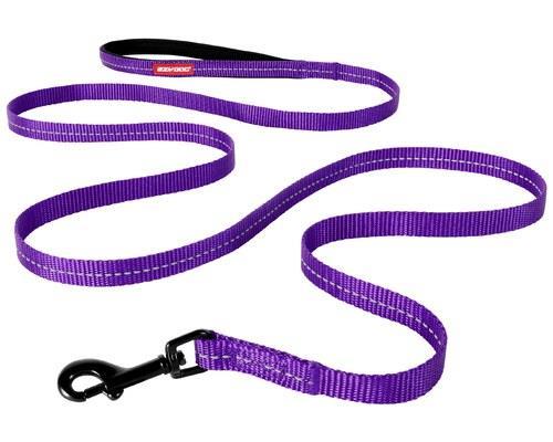EZYDOG LEASH ESSENTIAL 72 LITE PURPLESure, you COULD get a fancy dog leash with complicated doodads...