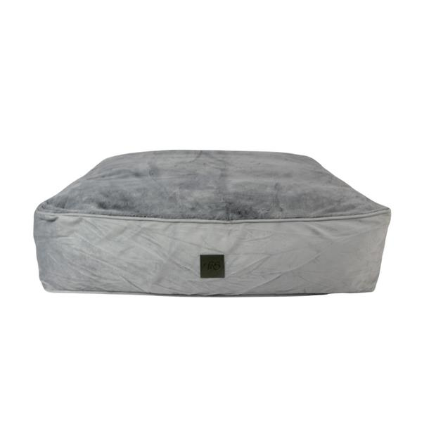 Ts Floor Cushion Plush Grey Small Pet: Dog Category: Dog Supplies  Size: 2.8kg Colour: Grey Material:...