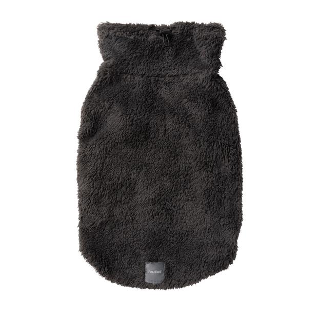 Fuzzyard Turtle Teddy Sweater Charcoal Size 5 Pet: Dog Category: Dog Supplies  Size: 4.2kg Colour:...