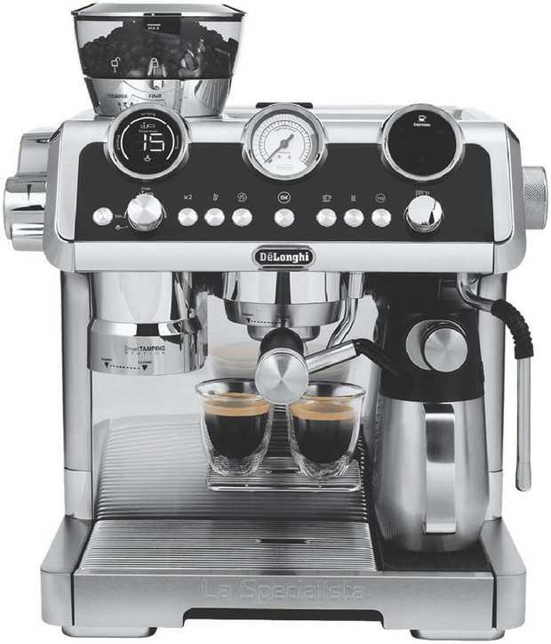 Be your own barista with the DeLonghi La Specialista Maestro Espresso Machine EC9665M, where...