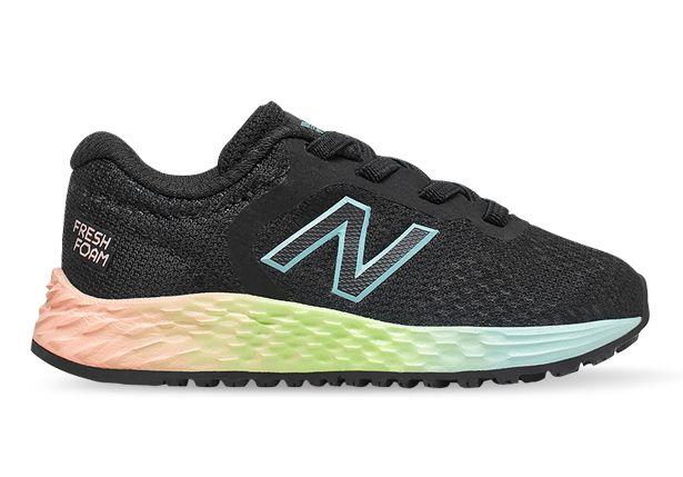 The versatile New Balance Fresh Foam Arishi is a kids sneaker built for all day wear. The Synthetic...