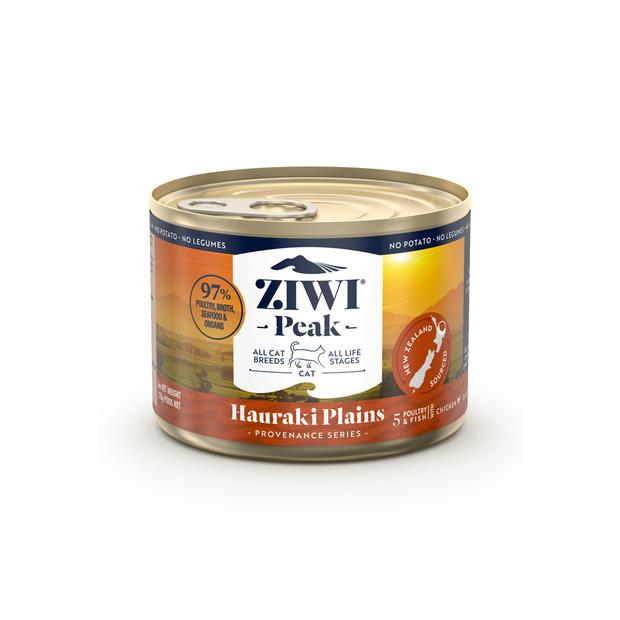 Ziwi Peak Provenance Hauraki Plains Wet Cat Food 6 X 85g Pet: Cat Category: Cat Supplies  Size: 2kg...