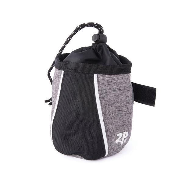 Zippypaws Adventure Treat Bag Graphite Each Pet: Dog Category: Dog Supplies  Size: 0kg  Rich...