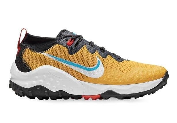 Be confident when venturing through trails near and far with the Nike Wildhorse 7. Utilising Nike React...