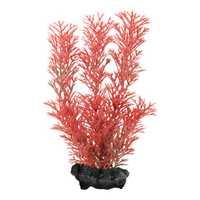 Tetra Decoart Plantastics Foxtail Red Medium Pet: Fish Category: Fish Supplies  Size: 0.1kg Colour: Red...