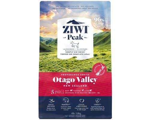 ZIWIPEAK PROVENANCE OTAGO VALLEY DOG FOOD 1.8KGNew Zealand's Otago region, boasting soaring mountains...