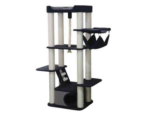 KAZOO KITTY CLIMB PLAYGROUNDThere's hours of fun to be had with this Kitty Climb Playground from Kazoo.