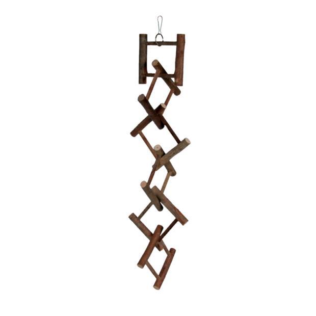 Trixie Natwood Hanging Ladder 12 Rung Each Pet: Bird Category: Bird Supplies  Size: 0.2kg  Rich...