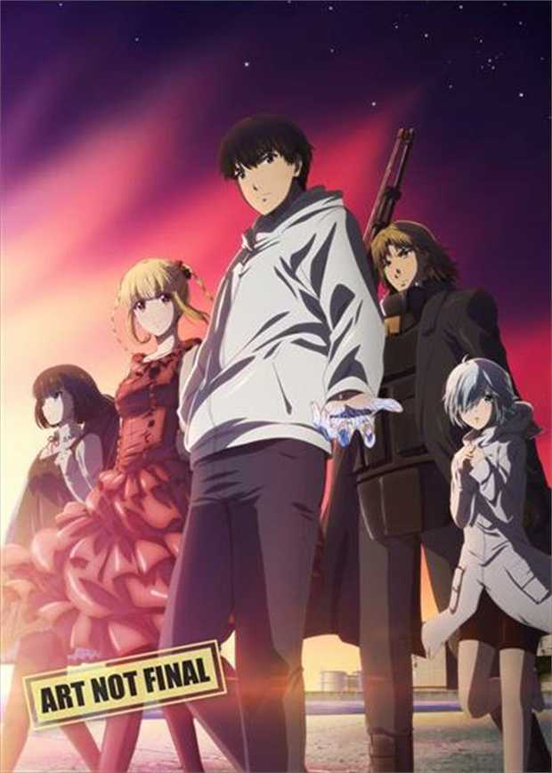 An unpredictable battle of superpowers!Kaname Sudo, an ordinary high school student, receives an...