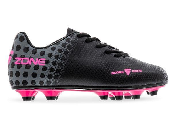 Score Zone  are the must have 'learn to kick' football boot that makes it easy for kids in every code...