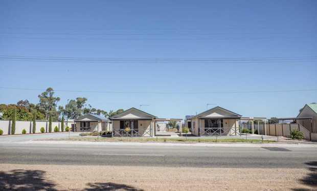 JAMESTOWN | 'Jamestown Villas' SA   Unique Opportunity - 7 Accommodation Villas   Purchase a...