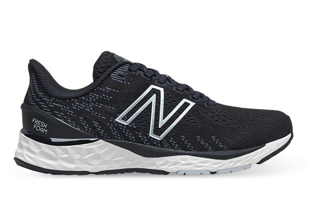 The New Balance Fresh Foam 880 V11 GS is designed to boost performance by offering a responsive, plush...