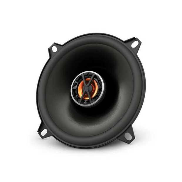 Club coaxial and component speakers bring legendary JBL sound to more vehicles. Their compact design...
