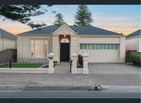 Located in one of Adelaide's finest seaside suburbs this residence has been built to the most exacting...