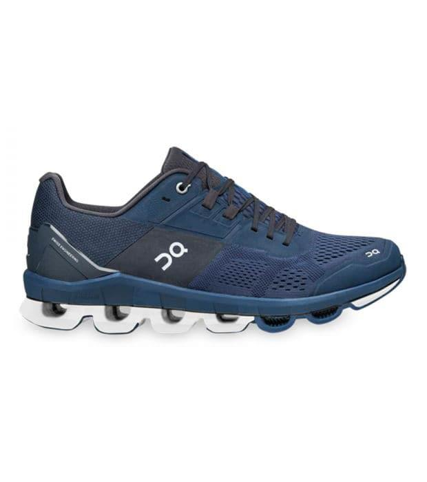 Bring maximum cushioning, and enhanced responsiveness to your daily runs in the On Running Cloudace.