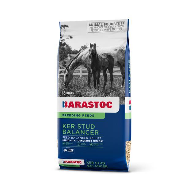 Barastoc Ker Hv Stud Balancer Pellets 20kg Pet: Horse Size: 20kg  Rich Description: Barastoc is part of...