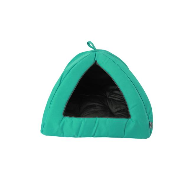 Ts Small Animal Igloo Turquoise Each Pet: Small Pet Category: Small Animal Supplies  Size: 0.8kg...