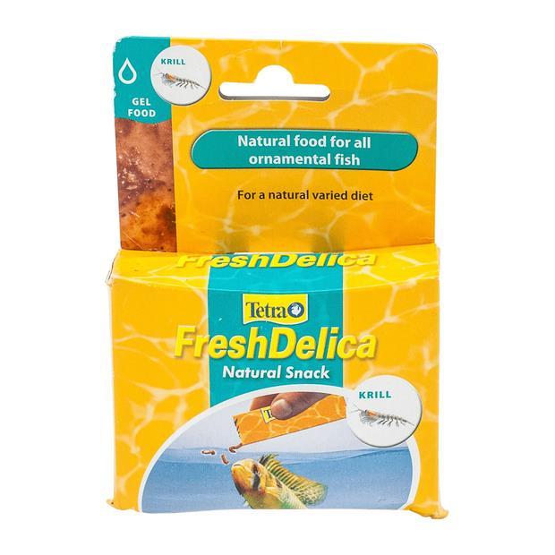 Tetra Fresh Delica Krill 48g Pet: Fish Category: Fish Supplies  Size: 0.1kg  Rich Description: Tetra...