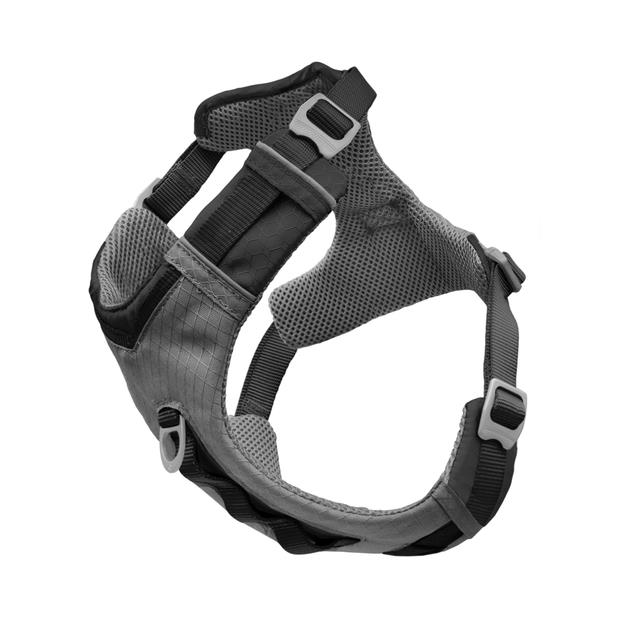 Kurgo Journey Air Harness Black Grey Small Pet: Dog Category: Dog Supplies  Size: 0.2kg  Rich...