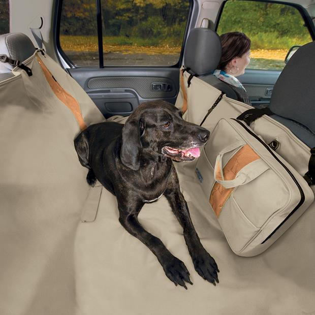 Kurgo Wander Car Hammock Hampton Sand Each Pet: Dog Category: Dog Supplies  Size: 1.5kg  Rich...