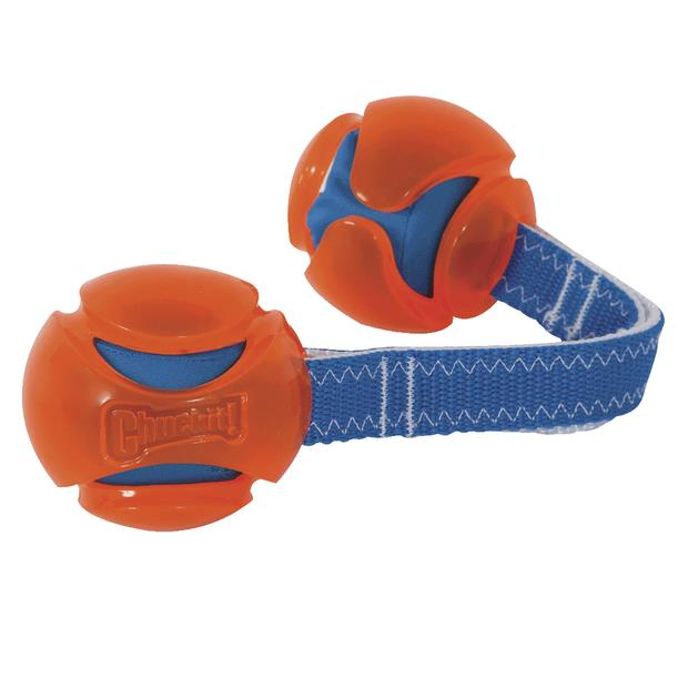 Chuckit Hydrosqueeze Duo Tug Dog Toy Large Pet: Dog Category: Dog Supplies  Size: 0.6kg  Rich...