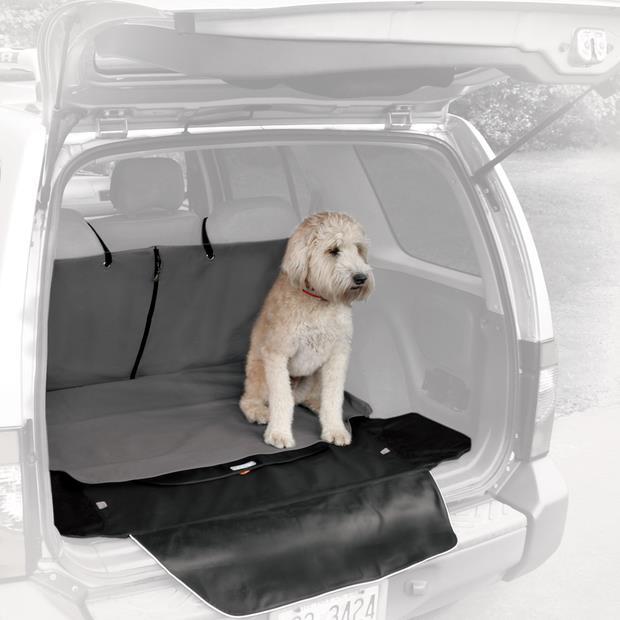 Kurgo Car Cargo Cape Charcoal Ae Pet: Dog Category: Dog Supplies  Size: 1.7kg  Rich Description: The...