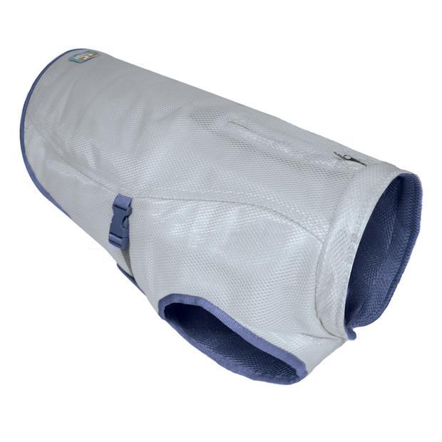 Kurgo Core Cooling Vest Icy Storm Blue Xlarge Pet: Dog Category: Dog Supplies  Size: 0.5kg  Rich...