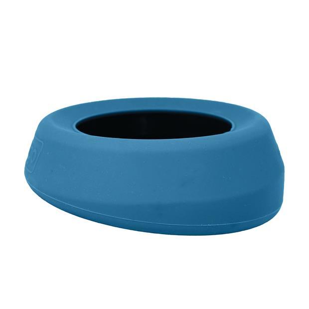 Kurgo Splash Free Bowl Blue Each Pet: Dog Category: Dog Supplies  Size: 0.2kg  Rich Description: The...