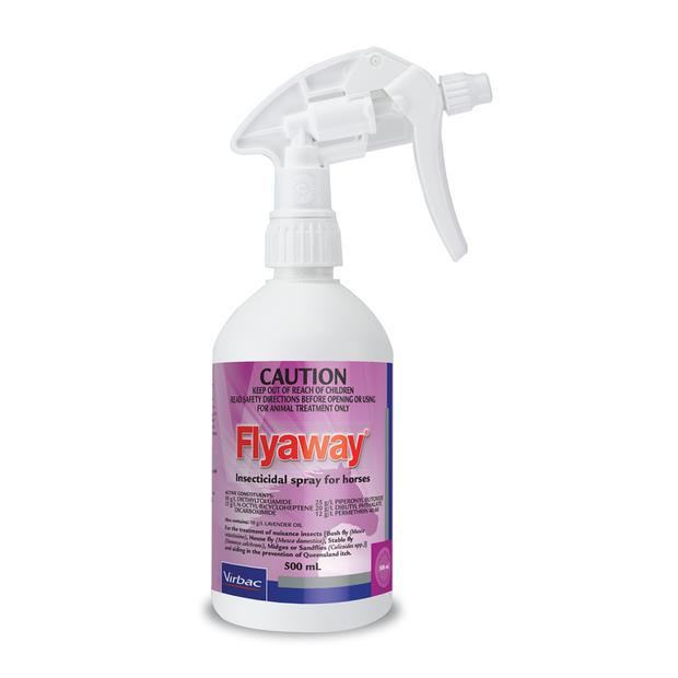 Flyaway Insecticidal Spray 500ml Pet: Horse Size: 0.5kg  Rich Description: Founded in 1968 by a...