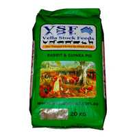 Vella Rabbit And Guinea Pig Pellet 20kg Pet: Small Pet Category: Small Animal Supplies  Size: 20kg...