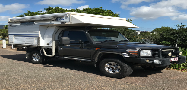 2012 Toyota GXL 79 Series V8. Excellent condition. Airbag rear suspension, GVM rated to 3.9 tonne, 2 x...