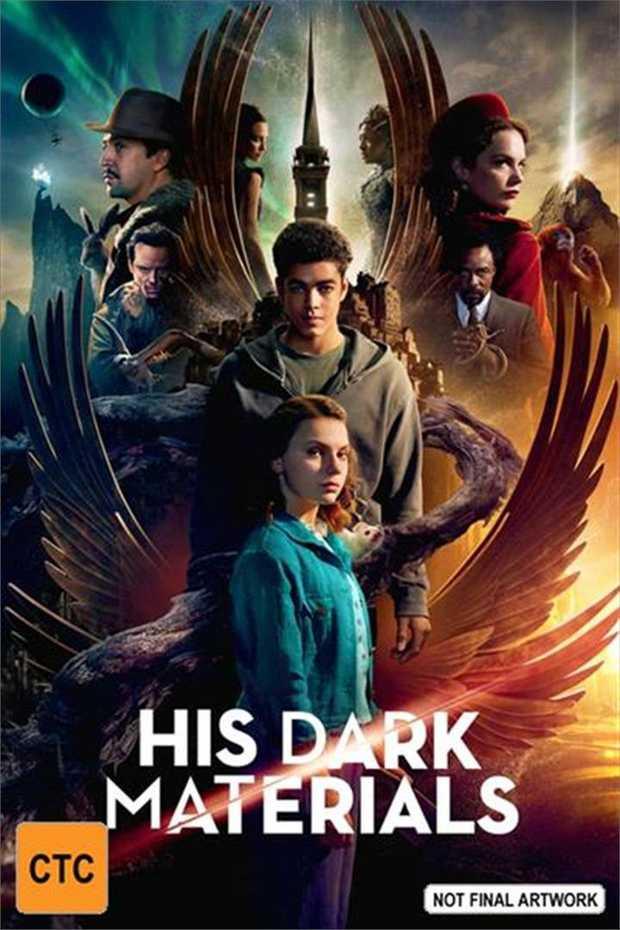 His Dark Materials - Season 2 DVD      One girl will change...