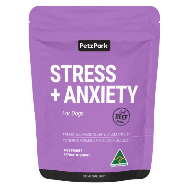 Petz Park Stress Anxiety 90 Scoops Pet: Dog Category: Dog Supplies  Size: 0.2kg  Rich Description: Petz...