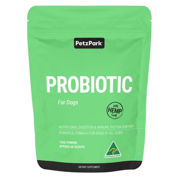 Petz Park Probiotic 90 Scoops Pet: Dog Category: Dog Supplies  Size: 0.1kg  Rich Description: Petz Park...