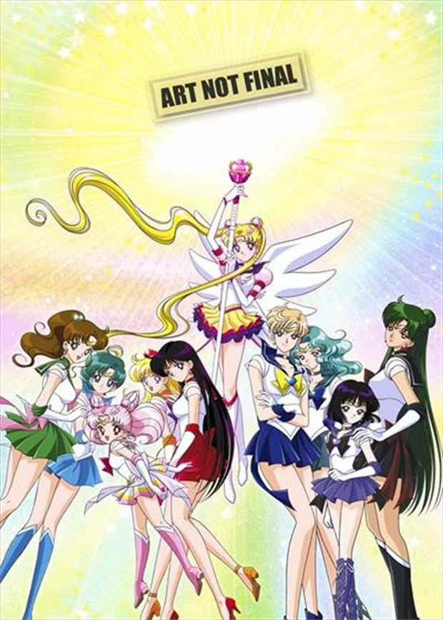 Moon Eternal, Make Up!Sailor Moon and the Sailor Guardians are about to face their greatest challenge...