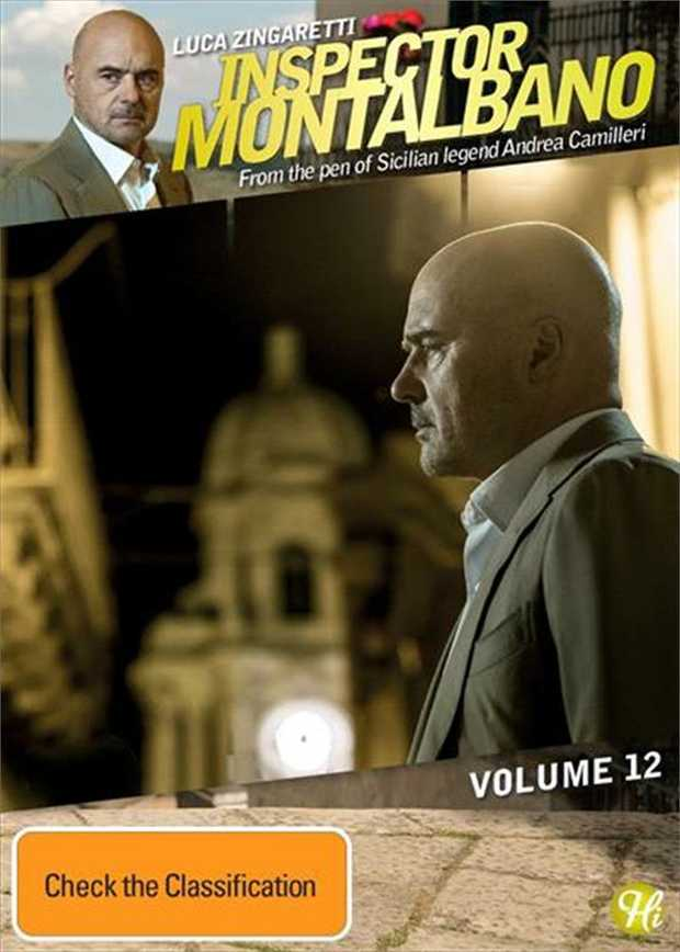 Arrivederci Montalbano!THE CATALANOTTI METHOD -  Carmelo Catalanotti was murdered by a stab to the...
