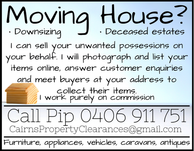 I can assist you with the moving process by helping you sell your unwanted items on your behalf.I will...