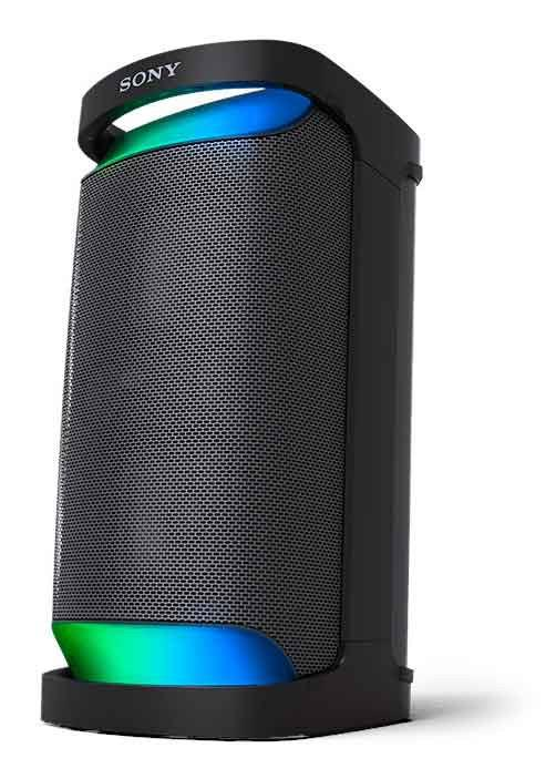 Powerful Party Sound X-Balanced Speaker Unit Front High-efficiency Tweeter MEGA BASS LIVE SOUND...