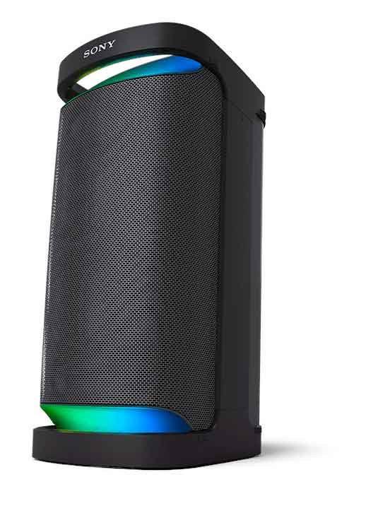 Front & rear High-efficiency Tweeter X-Balanced Speaker Unit LIVE SOUND Brand-new ambient lighting MEGA...