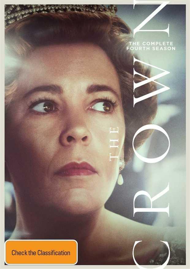 The Crown - Season 4 DVD