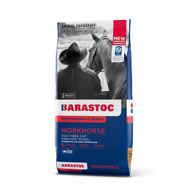 Barastoc Workhorse 20kg Pet: Horse Size: 20kg  Rich Description: Barastoc is part of Australias largest...