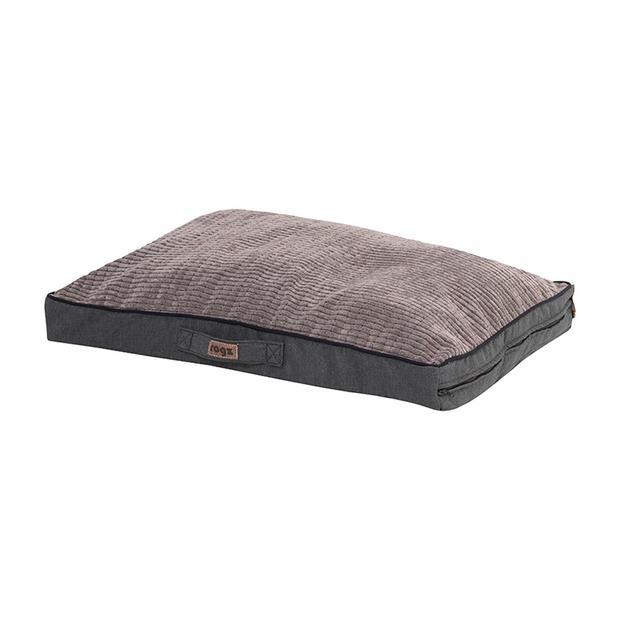 Rogz Bed Flat Pod Olive Large Pet: Dog Category: Dog Supplies  Size: 3.1kg Colour: Grey  Rich...