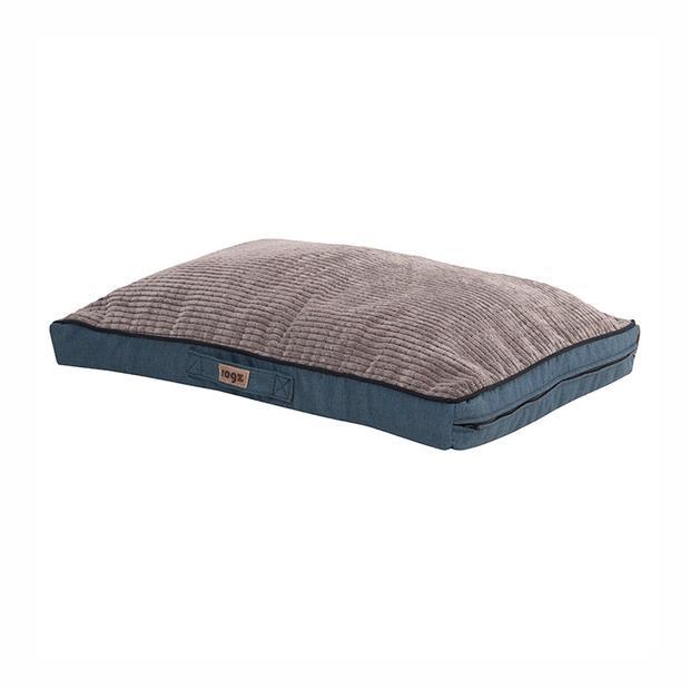 Rogz Bed Flat Pod Petrol Large Pet: Dog Category: Dog Supplies  Size: 3.1kg Colour: Blue  Rich...