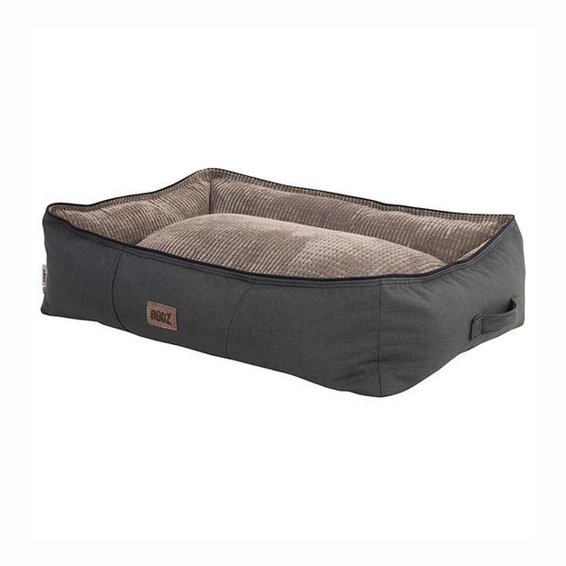 Rogz Bed 3d Pod Olive Medium Pet: Dog Category: Dog Supplies  Size: 3.2kg Colour: Grey  Rich...