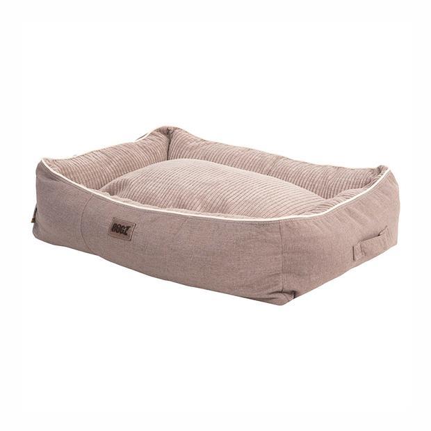 Rogz Bed 3d Pod Natural Medium Pet: Dog Category: Dog Supplies  Size: 3.2kg Colour: Beige  Rich...