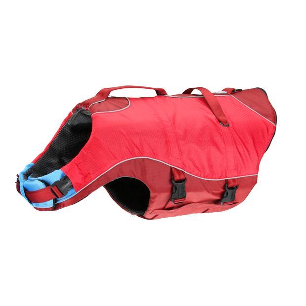 Kurgo Life Jacket Surf N Turf Red Medium Pet: Dog Category: Dog Supplies  Size: 0.4kg  Rich...